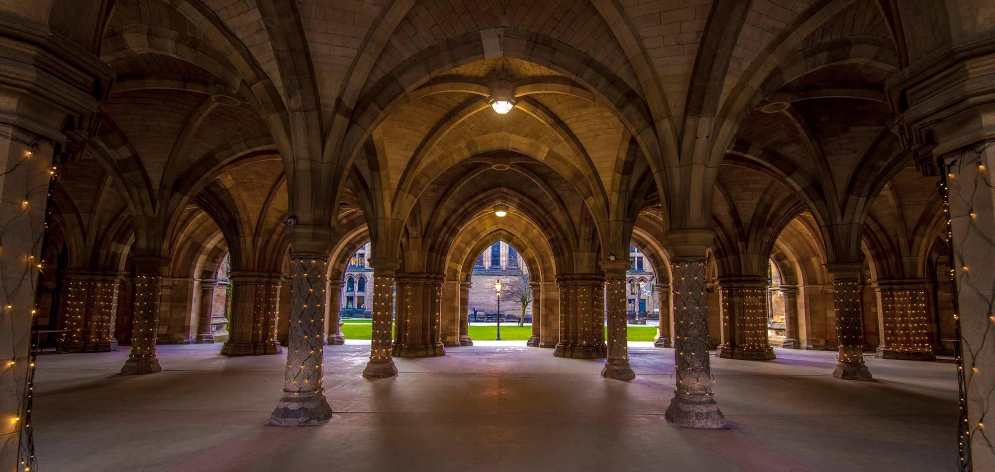 Université de Glasgow ecosse roadtrip sir edwards