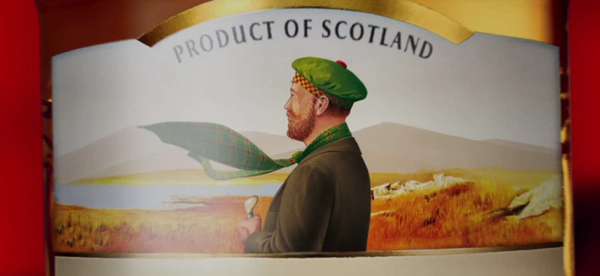 Sir Edward's international ad