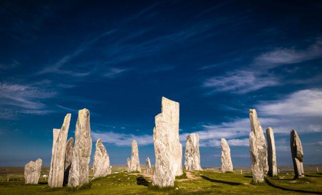 Le mystère des pierres levées de Calanais