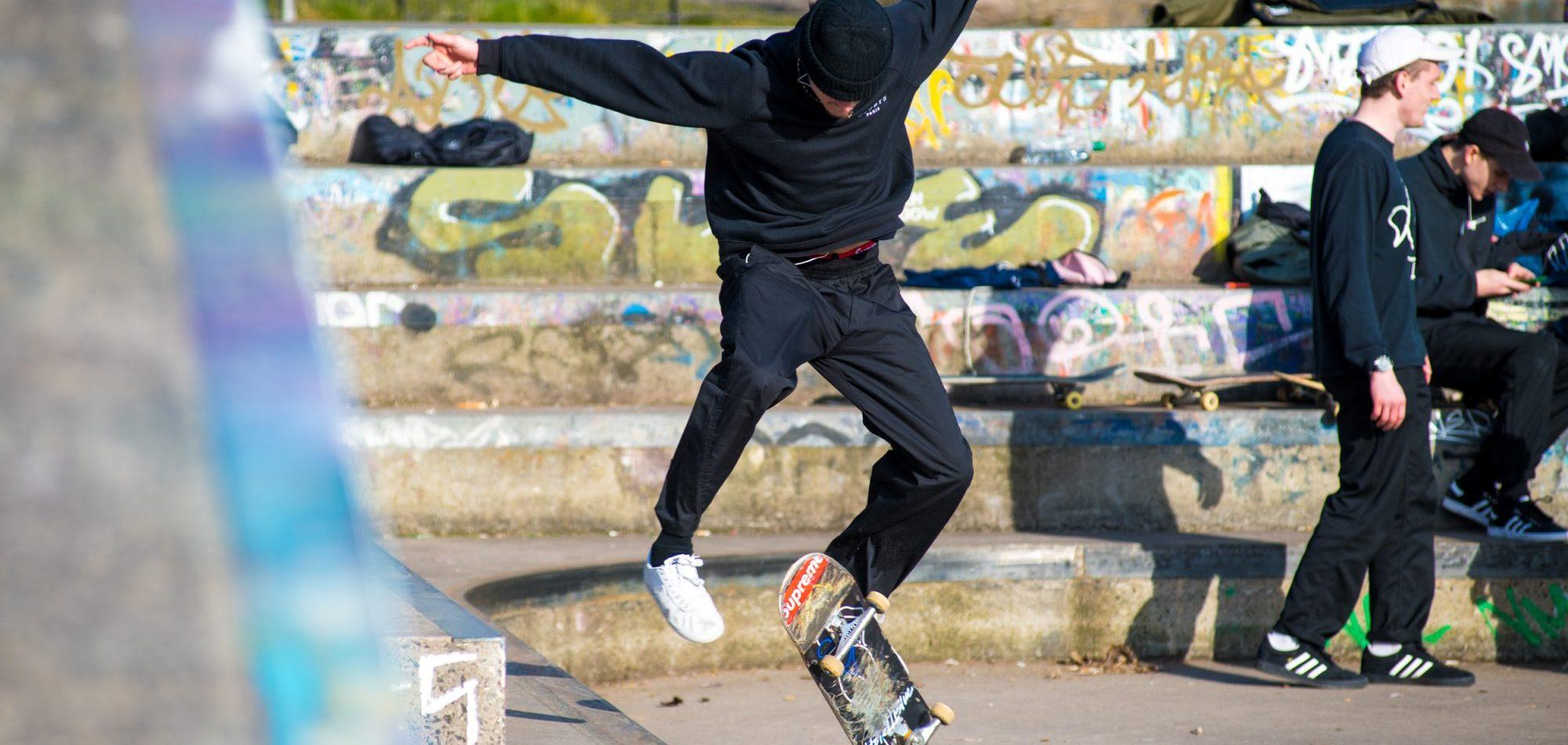 skatepark glasgow roadtrip scotland siredwards