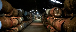 La fabrication du whisky Sir Edward's
