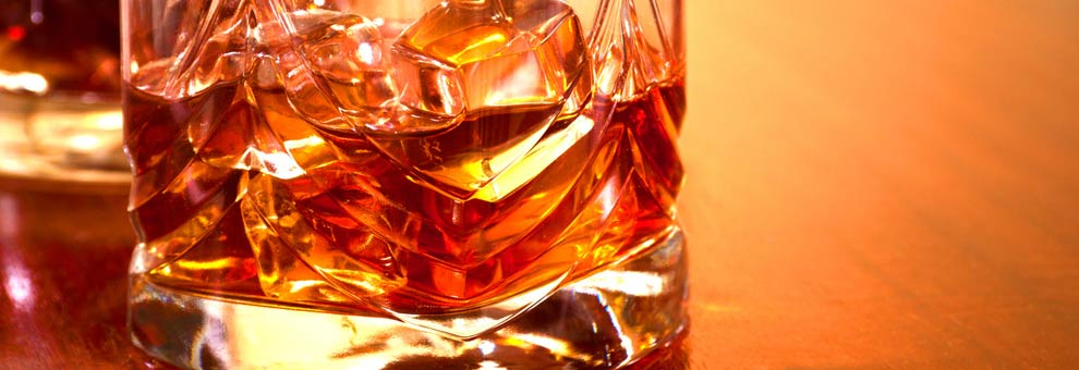 The quality of the whisky
