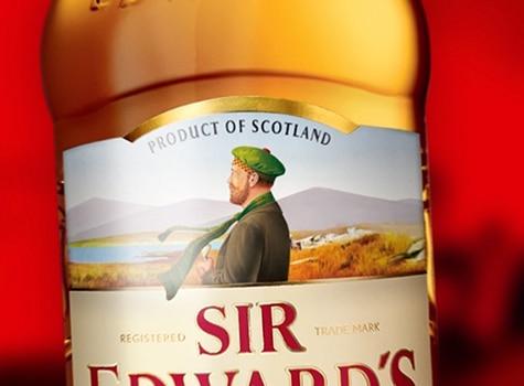 Sir Edward's 2017 international ad