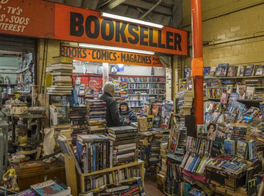 In Glasgow, the bargain hunter's paradise