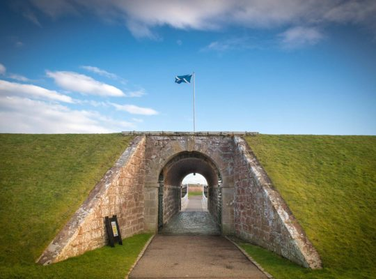 Fort George, the Highland Fortress