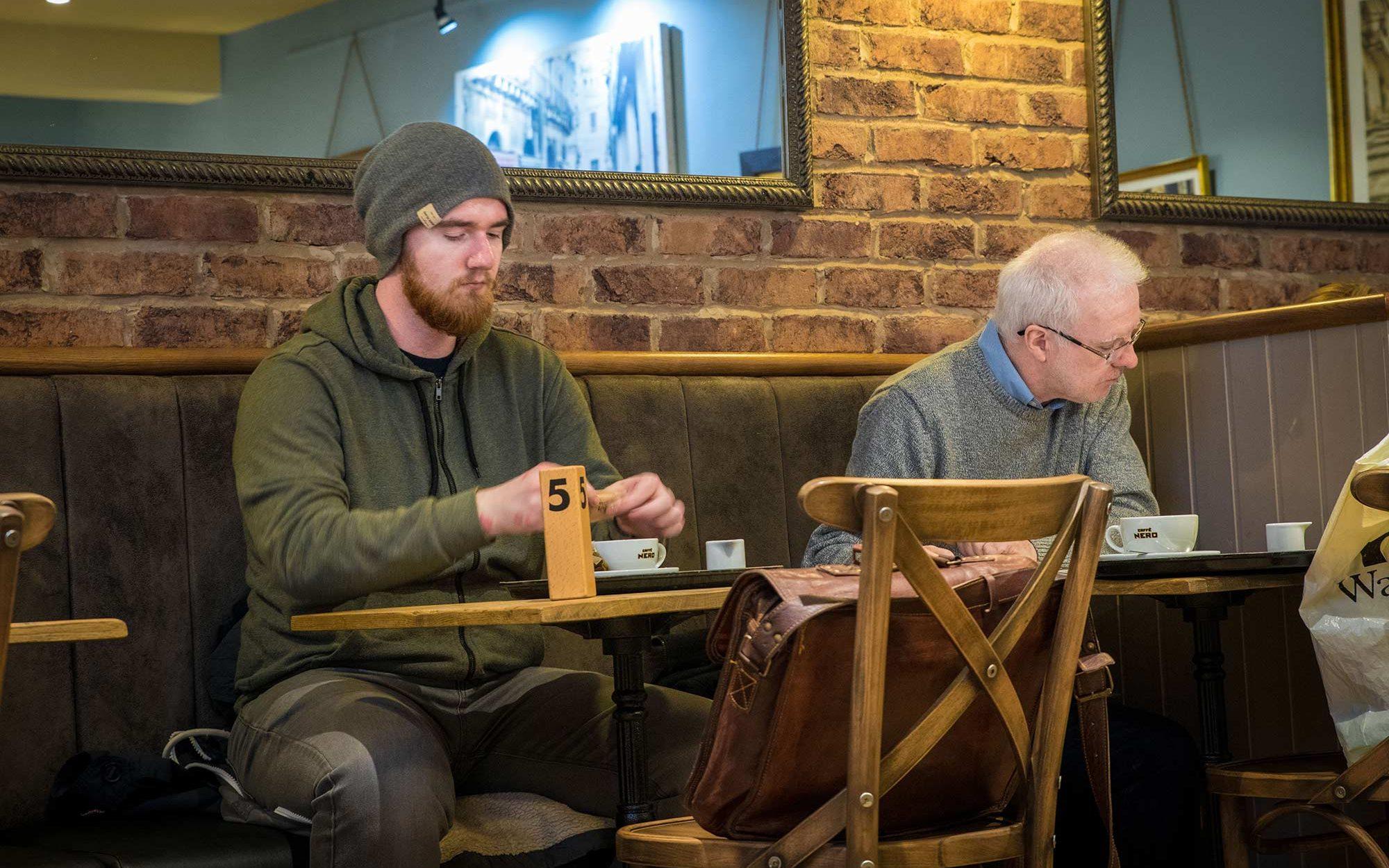 inverness coffee shop scotland roadtrip siredwards