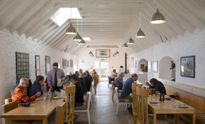 A break at the Loch Fyne Oyster Bar