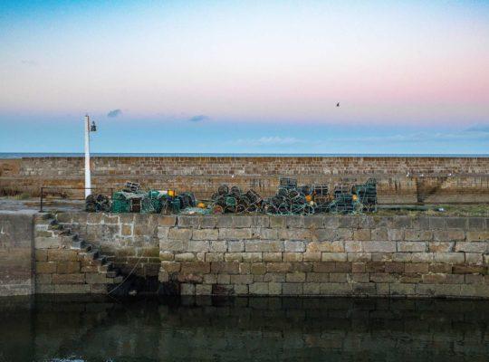 Lossiemouth, pending fishing