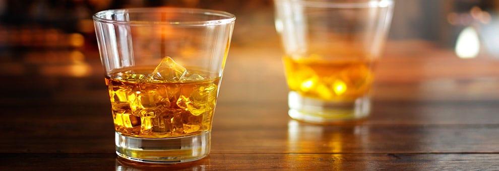 Scottish whisky tasting