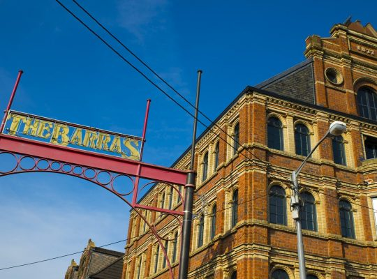The Barras Market: everything for everyone