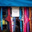 A souvenir of Scotland? A bandana for dogs!