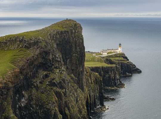 Neist Point, to the west!