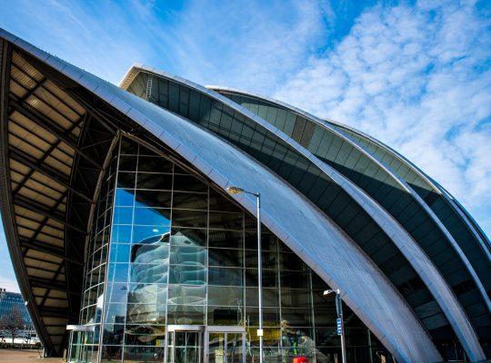 The Glasgow Armadillo