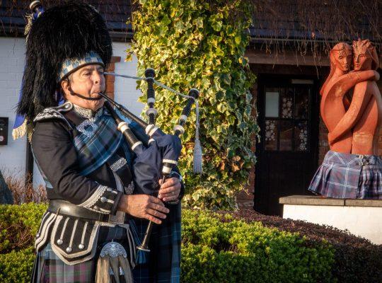 The Scottish Romeo and Juliet!