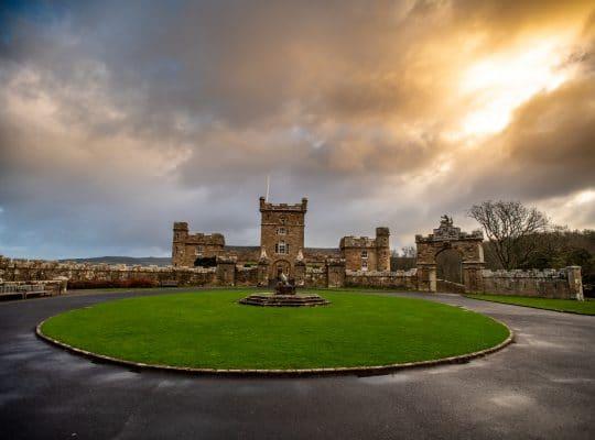 The 7 ghosts of Culzean Castle