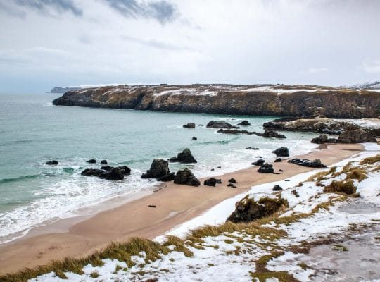 Sango Bay, the treasure of Durness